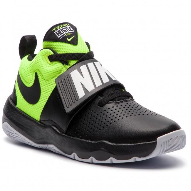 Blackblackvoltwhite 8 Hustle 014 Nike gs Scarpe D Team 881941 xwq8qIBvE