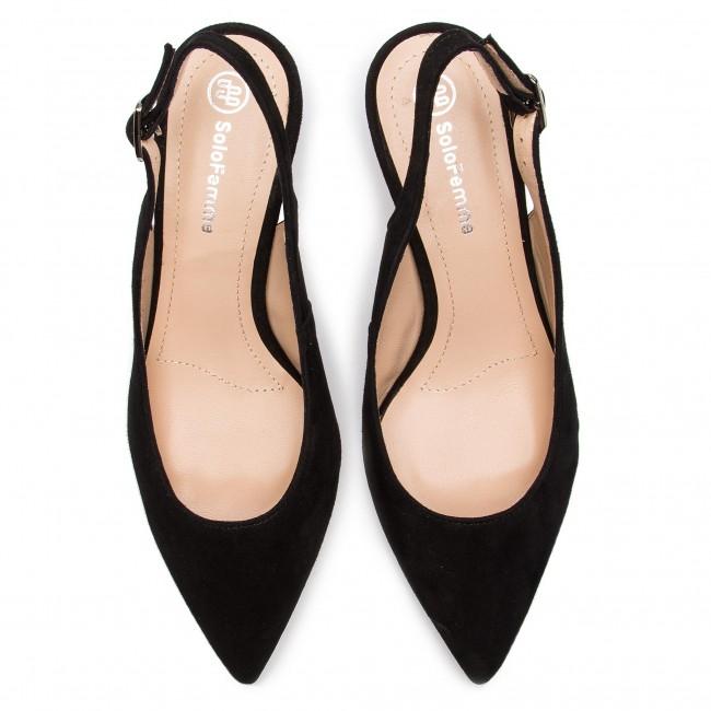 Sandali SOLO FEMME - 48902-02-020 000-05-00 Nero - - - Sandali eleganti - Sandali - Ciabatte e sandali - Donna | Bella arte  | Uomo/Donne Scarpa  3b674c