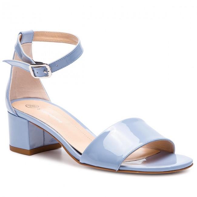Sandali SOLO FEMME - 73405-01-I64 000-07-00 Błękitny - Sandali da giorno - Sandali - Ciabatte e sandali - Donna | Qualità e quantità garantite  | Uomo/Donne Scarpa