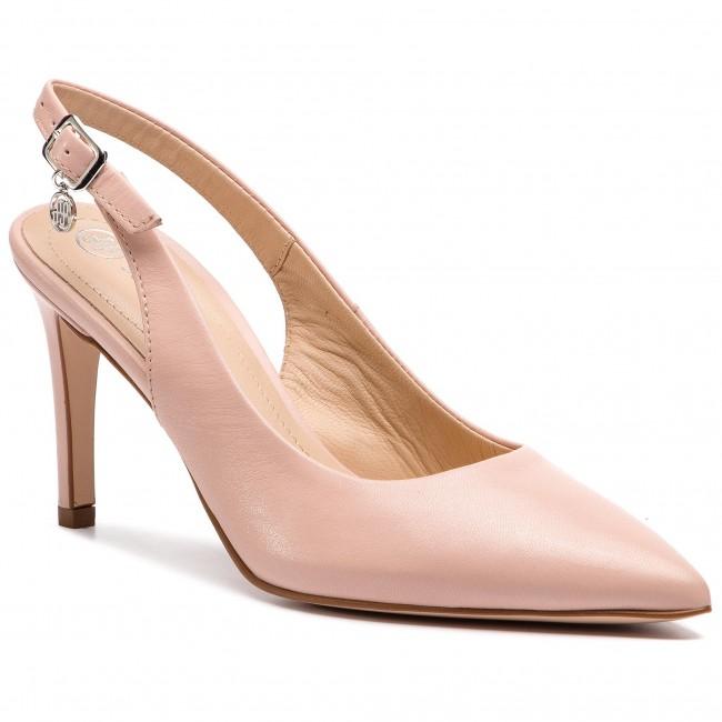 Sandali SOLO FEMME - 75414-88-E06 000-05-00 Pudrowy Róż - Sandali eleganti - Sandali - Ciabatte e sandali - Donna | Prodotti di alta qualità  | Gentiluomo/Signora Scarpa