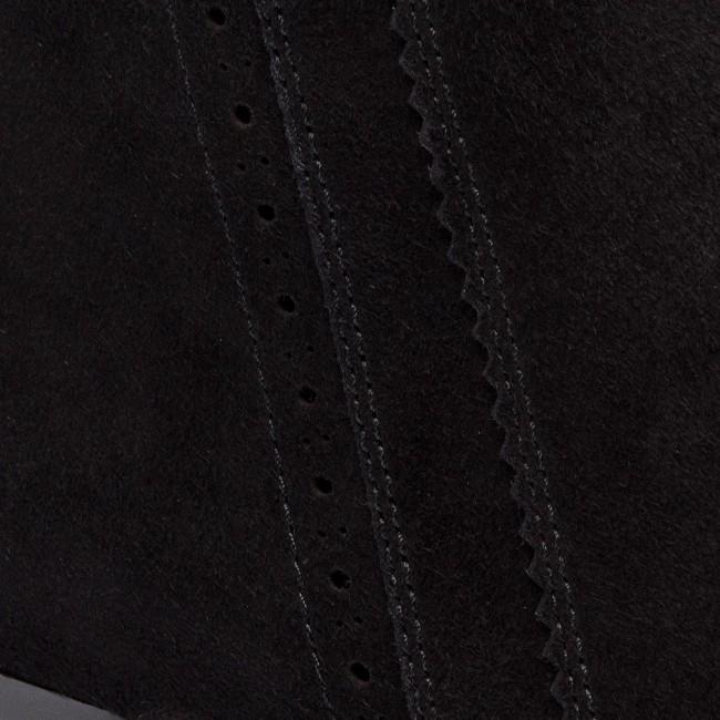 Tronchetti CAPRICE - 9-25303-21 nero nero nero Suede 004 - Tronchetti - Stivali e altri - Donna | Gli Ordini Sono Benvenuti  | Sig/Sig Ra Scarpa  84bfca