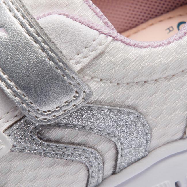 Sneakers GEOX B Xunday G. A B921CA 014AJ C0007 S WhiteSilver