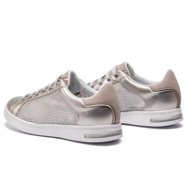 scarpe da ginnastica GEOX GEOX GEOX - D Jaysen A D821BA 0LYNF C1007 argento - scarpe da ginnastica - Scarpe basse - Donna   acquistare    Uomo/Donne Scarpa  61e5ea