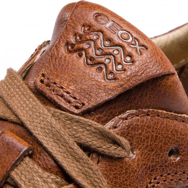 C6003 Geox 01jqu Browncotto U B U845vb Vincit Sneakers nXN0wOk8P