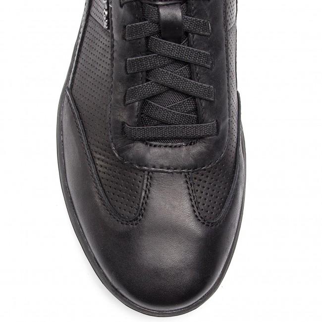 scarpe da ginnastica GEOX - U Mansel A U924AA 00043 00043 00043 C9999 nero - scarpe da ginnastica - Scarpe basse - Uomo | Impeccabile  | Uomini/Donne Scarpa  a8d53a
