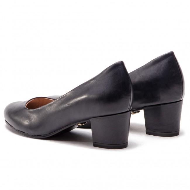 Scarpe basse TAMARIS - 1-22401-21 Navy 805 - Con tacco tacco tacco - Scarpe basse - Donna | Ottima qualità  | Gentiluomo/Signora Scarpa  10e493