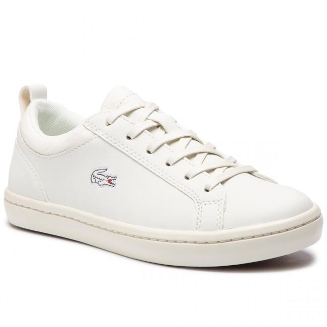 scarpe da ginnastica LACOSTE - Straightset 119 3 Cfa 7-37CFA004718C Off Wht Off Wht - scarpe da ginnastica - Scarpe basse - Donna | riduzione del prezzo  | Gentiluomo/Signora Scarpa