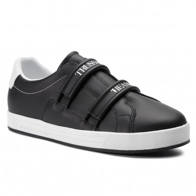 Jeans Scarpe K308 Sneakers Basse Trussardi 77a00145 Aq3R54jL