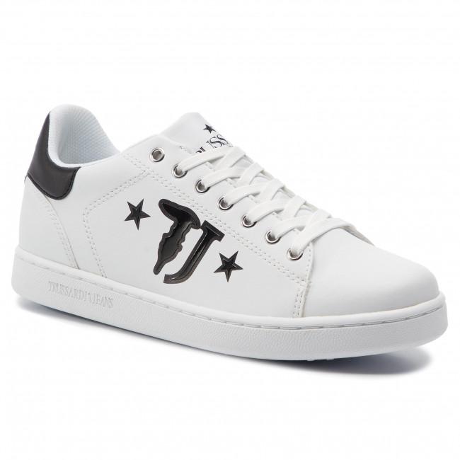 3be6b4078c180 Sneakers TRUSSARDI JEANS - 77A00173 K299 - Sneakers - Scarpe basse ...