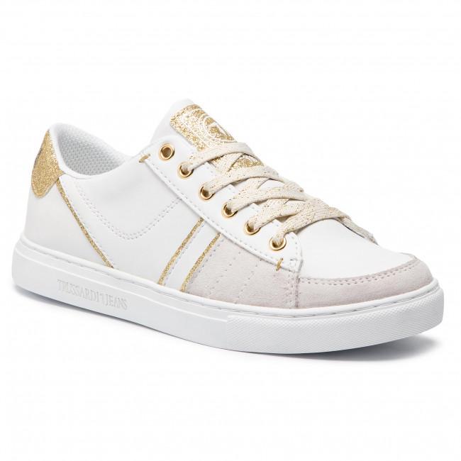 scarpe da ginnastica TRUSSARDI JEANS - 79A00311  W007 - scarpe da ginnastica - Scarpe basse - Donna | Del Nuovo Di Arrivo  | Uomini/Donna Scarpa