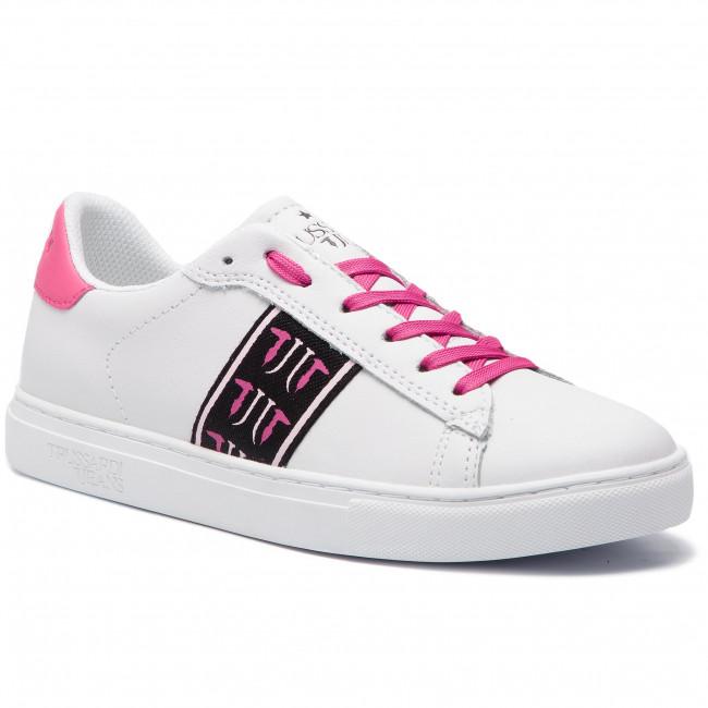 scarpe da ginnastica TRUSSARDI JEANS - 79A00331 W618 - scarpe da ginnastica - Scarpe basse - Donna | Di Nuovi Prodotti 2019  | Uomini/Donne Scarpa
