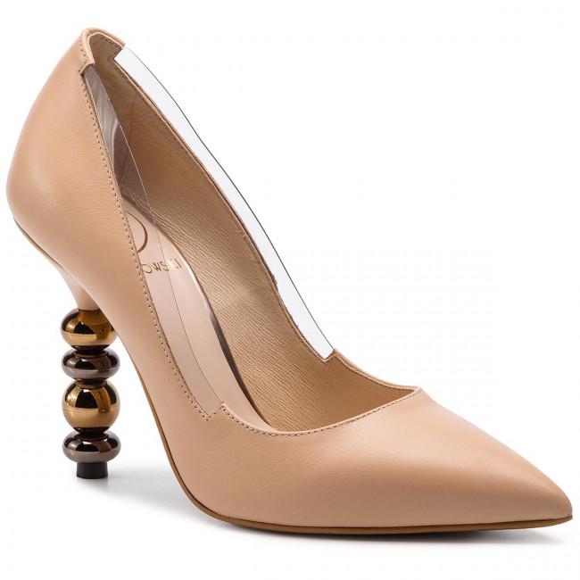 Scarpe stiletto BALDOWSKI - D02454-3309-002 Nappa Nude 212 - Stiletti - Scarpe basse - Donna | Promozioni speciali alla fine dell'anno  | Maschio/Ragazze Scarpa