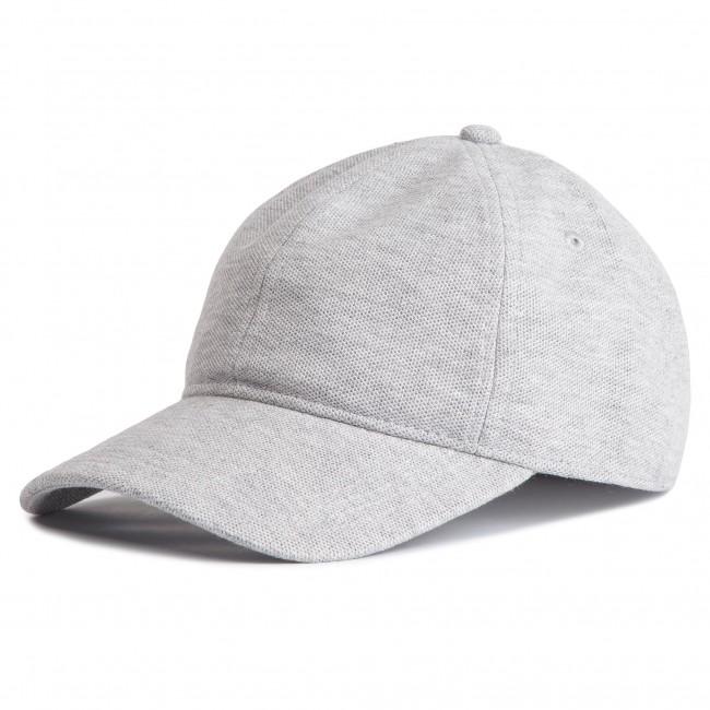 Cappello con visiera LACOSTE - RK0123 Gray CCA - Donna - Cappelli ... 731effc0bf86