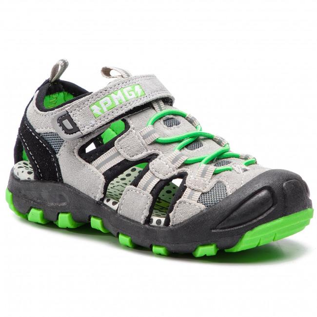 e5db3536b7e2a Sandali PRIMIGI - 3462511 Grigio - Sandali - Ciabatte e sandali ...