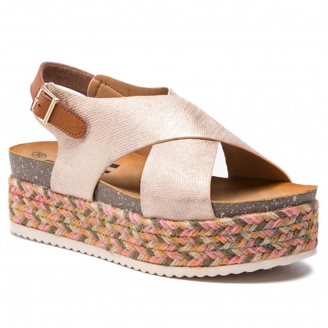 Espadrillas REFRESH - 69790 Nude - Espadrillas - Ciabatte e sandali - Donna | Di Qualità Superiore  | Uomini/Donne Scarpa