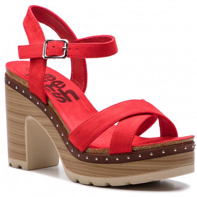 Sandali REFRESH - 69816 rosso - Sandali da giorno - Sandali - Ciabatte e sandali - Donna | Bel Colore  | Uomo/Donna Scarpa