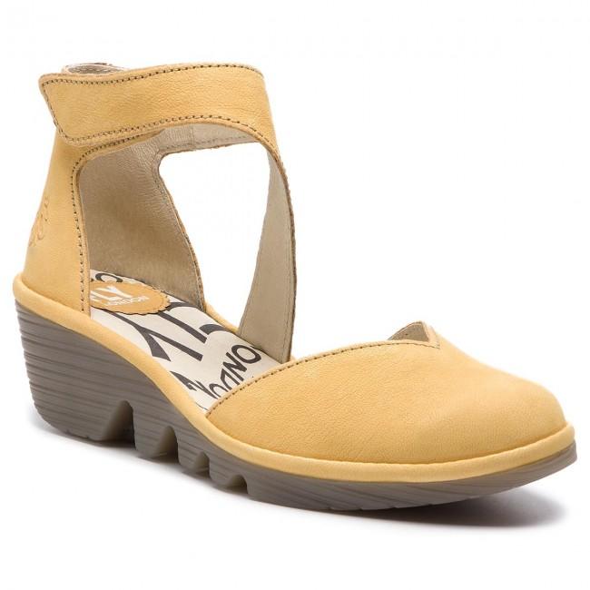 Sandali FLY LONDON - Patsfly P500801017 Bumblebee - Zeppe - Ciabatte e sandali - Donna | Elevata Sicurezza  | Uomo/Donna Scarpa