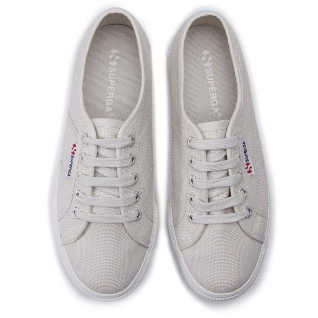 Scarpe sportive SUPERGA 2790 Acotw Linea Up And Down S0001L0 Grey Seashell G04