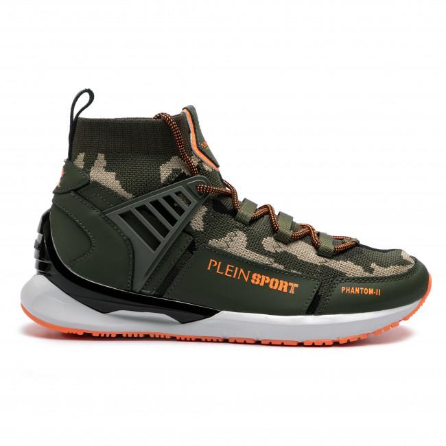 scarpe da ginnastica PLEIN SPORT - Runner Original S19S S19S S19S MSC1863 STE003N Camouflage 50 - scarpe da ginnastica - Scarpe basse - Uomo | Valore Formidabile  | Sig/Sig Ra Scarpa  340a09