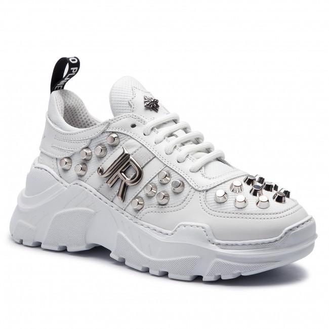 Sneakers John Richmond Scarpe Basse Bianco 7113 B CeWdoQrxBE