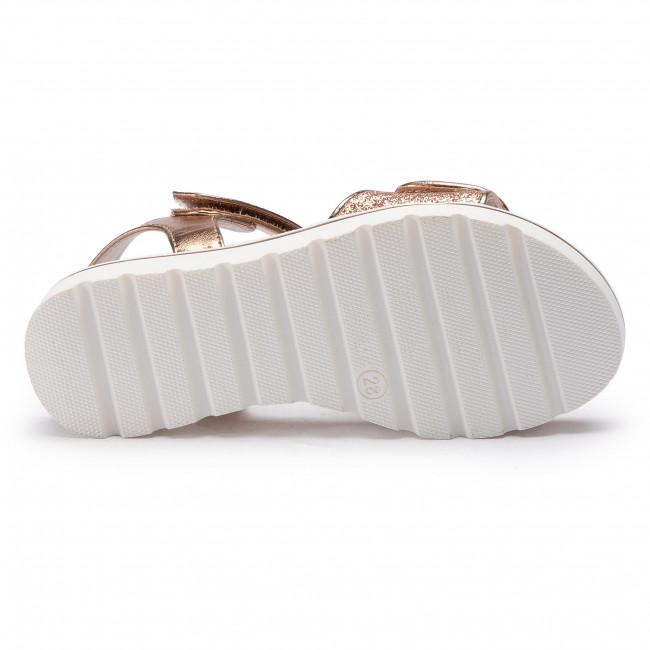 Sandali TOMMY HILFIGER Velcro Sandal T3A2 30375 0627 M Rose Gold 341