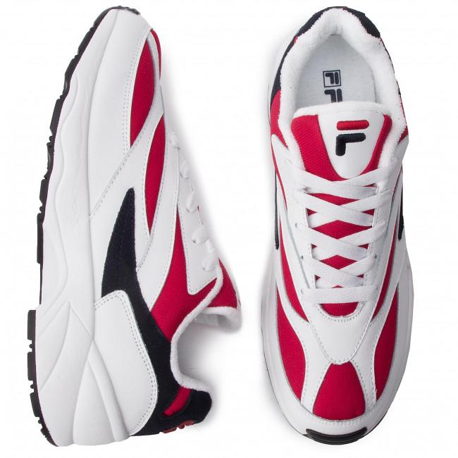 Sneakers FILA V94M Low 1010255.150 WhiteFila NavyFila Red