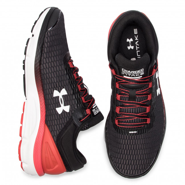 Scarpe UNDER ARMOUR Ua Charged Intake 3 3021229 002 Blk