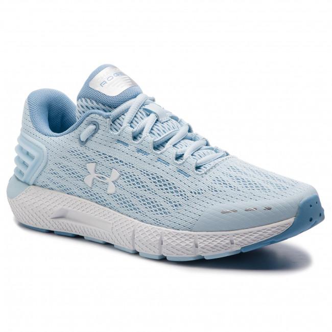 Scarpe UNDER ARMOUR - Ua W Charged Rogue 3021247-300 Blu - Scarpe da allenamento - Running - Scarpe sportive - Donna | Materiale preferito  | Gentiluomo/Signora Scarpa