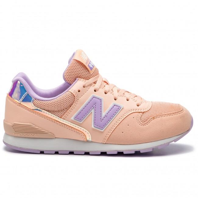 scarpe da ginnastica ginnastica ginnastica NEW BALANCE - YC996M2 Arancione - scarpe da ginnastica - Scarpe basse - Donna | Exquisite (medio) lavorazione  | Uomini/Donne Scarpa  49f6ab
