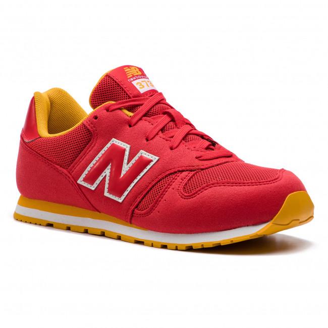 scarpe da ginnastica NEW BALANCE - YC373RP Rosso - scarpe da ginnastica - Scarpe basse - Donna   Grande vendita    Scolaro/Ragazze Scarpa