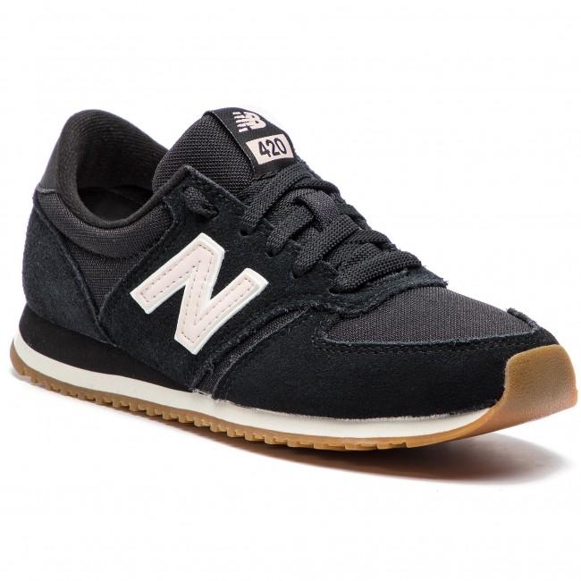scarpe da ginnastica NEW BALANCE - WL420BLK  Nero - scarpe da ginnastica - Scarpe basse - Donna   Di Rango Primo Tra Prodotti Simili    Scolaro/Signora Scarpa