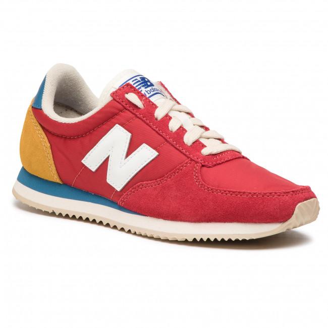 scarpe da ginnastica NEW BALANCE - U220FH  MultiColoreeee Rosso - scarpe da ginnastica - Scarpe basse - Donna | Qualità E Quantità Garantita  | Uomo/Donna Scarpa