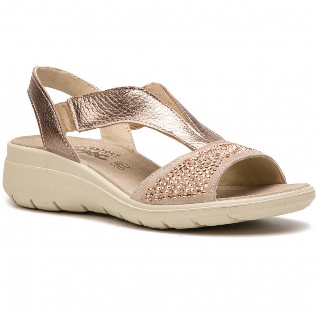 Sandali IMAC - 309160 Champagne Beige 26802 013 - Zeppe - Ciabatte e sandali - Donna   Bello e affascinante    Uomini/Donne Scarpa