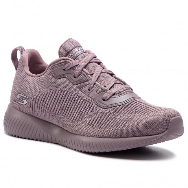 Scarpe SKECHERS - BOBS SPORT Tough Talk 32504 MVE Mauve - Fitness - Scarpe sportive - Donna | Nuovi prodotti nel 2019  | Uomo/Donne Scarpa
