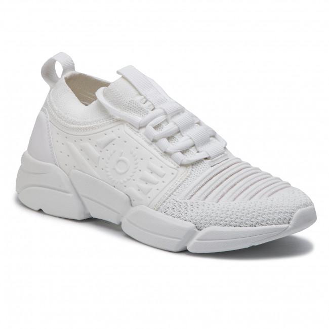 scarpe da ginnastica BUGATTI - 431-66860-6969-2020 bianca bianca - scarpe da ginnastica - Scarpe basse - Donna | Delicato  | Scolaro/Ragazze Scarpa