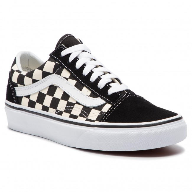 c92eb00665 Scarpe sportive VANS - Old Skool VN0A38G1P0S1 (Primary Check) Blk White