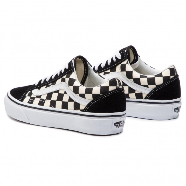 b9f91206a6 Scarpe sportive VANS - Old Skool VN0A38G1P0S1 (Primary Check) Blk White