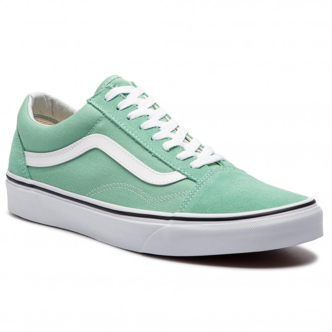 Scarpe sportive VANS - Old Skool VN0A38G1VMX1 Neptune Green True White 52b67df3b32