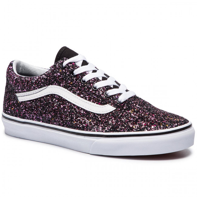 scarpe vans glitter donna