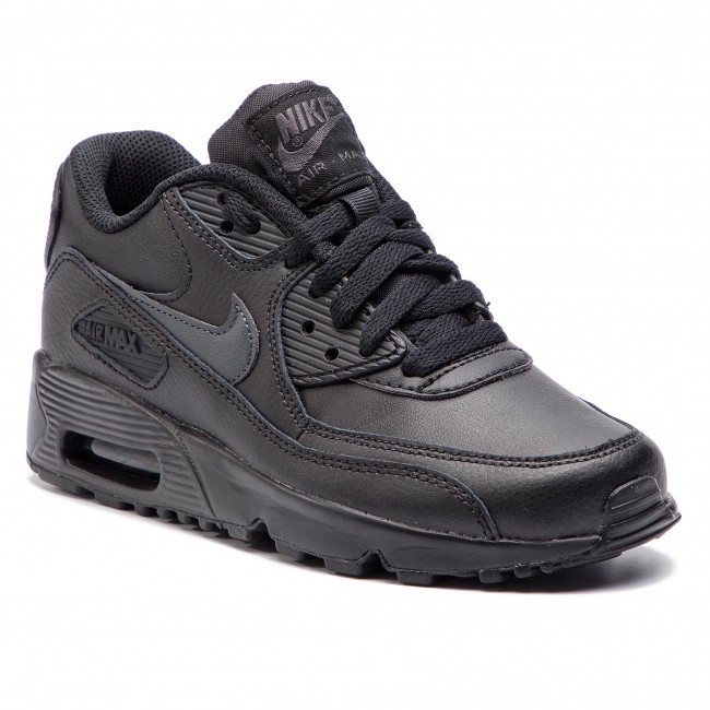 best service 14aef ebecf Scarpe NIKE - Air Max 90 Ltr (GS) 833412 022 Black Anthracite