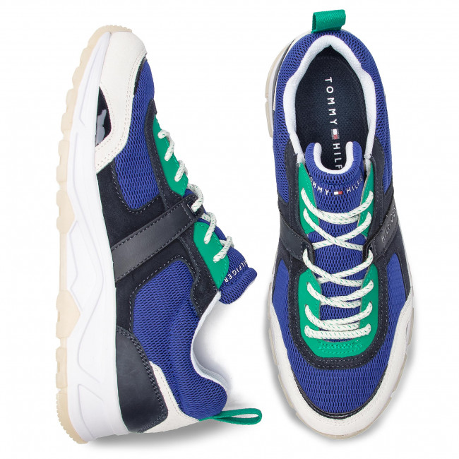 Sneakers Hilfiger Tommy Fashion Midnight Mix Fm0fm02027 Sneaker v8ONnmw0