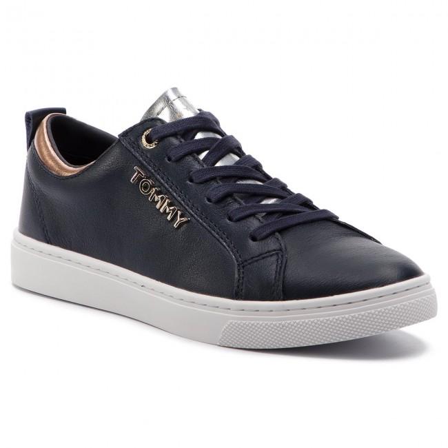 scarpe da ginnastica TOMMY HILFIGER - City scarpe da ginnastica FW0FW03776 Midnight 403 - scarpe da ginnastica - Scarpe basse - Donna | Reputazione a lungo termine  | Maschio/Ragazze Scarpa