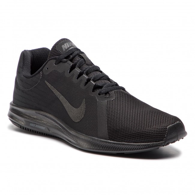 Scarpe NIKE , Downshifter 8 908984 002 Black/Black
