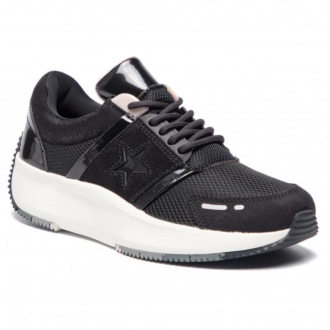 scarpe da ginnastica CONVERSE - Run Star Ox 163311C nero Almost nero - scarpe da ginnastica - Scarpe basse - Donna | Exit  | Scolaro/Ragazze Scarpa