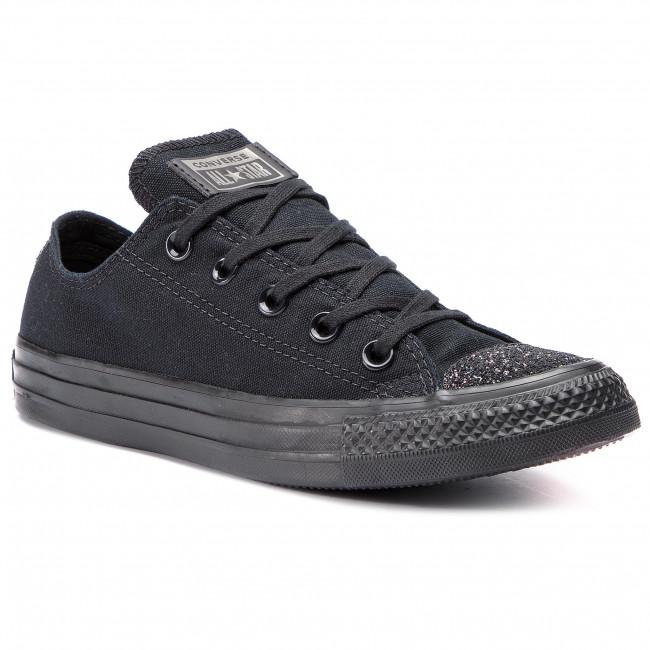 18eb194006 Scarpe da ginnastica CONVERSE - Ctas Ox 563465C Black/Black/Silver ...