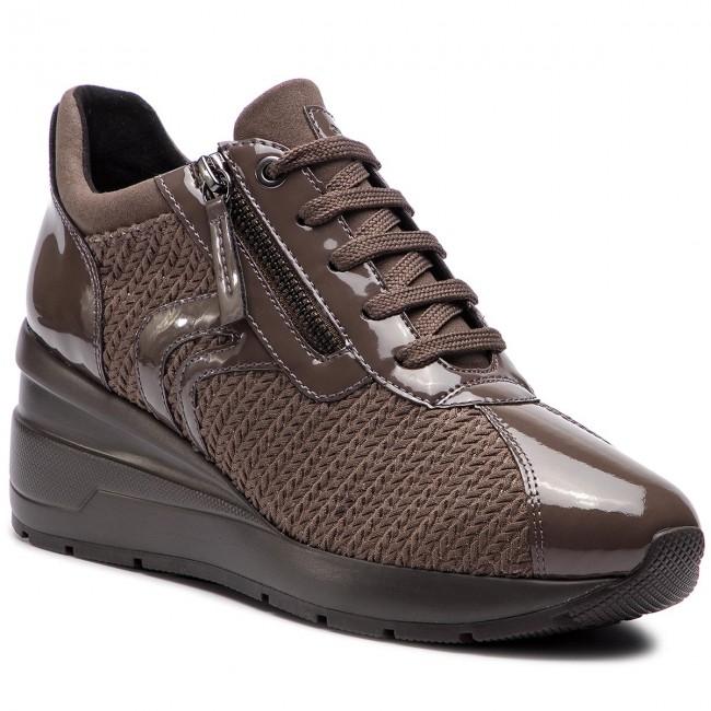 scarpe da ginnastica GEOX - D Zosma A D848LA 0AS66 C6004 Chestnut - scarpe da ginnastica - Scarpe basse - Donna | Primi Clienti  | Sig/Sig Ra Scarpa