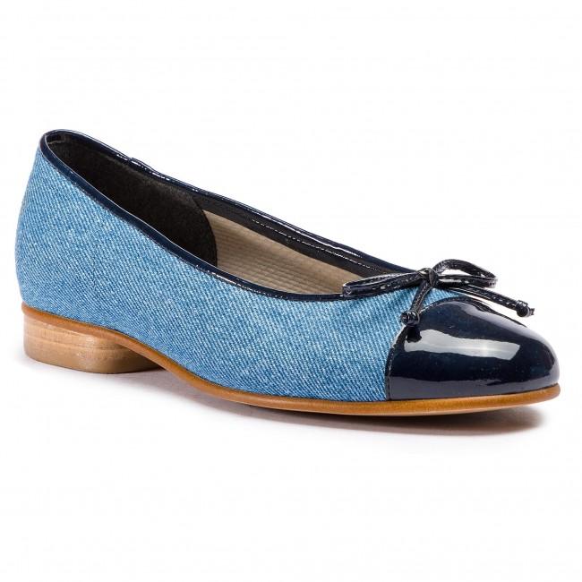 Ballerine GABOR - 85.102.46 Marine blu - Ballerine - Scarpe basse - Donna | Up-to-date Stile  | Uomo/Donna Scarpa