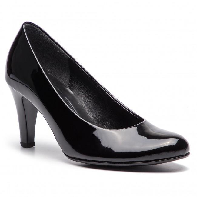 Scarpe basse GABOR - 85.210.77 nero - Con tacco - Scarpe basse - Donna | Pregevole fattura  | Uomini/Donna Scarpa