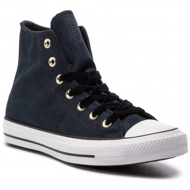 Scarpe da ginnastica CONVERSE - Ctas Hi 561702C nero nero bianca - Scarpe da ginnastica - Scarpe basse - Donna | Di Modo Attraente  | Uomo/Donne Scarpa