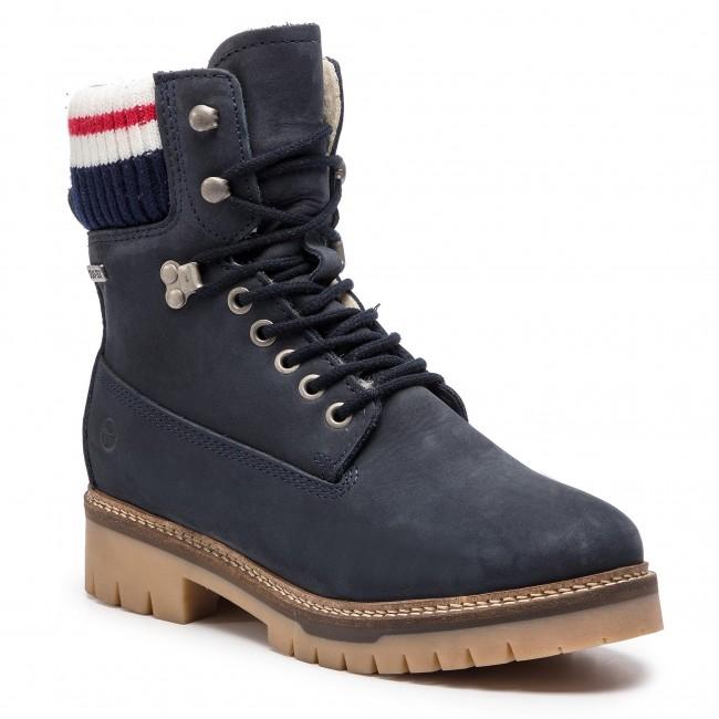 Scarponcini TAMARIS - 1-26083-31 Navy 805 - Scarpe da trekking e scarponcini - Stivali e altri - Donna | Louis, in dettaglio  | Uomini/Donne Scarpa